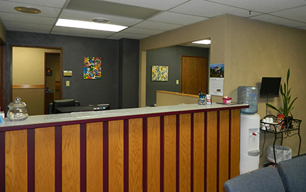 Pokorny Chiropractic Clinic - Front Desk